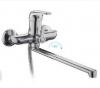 Frud R 22102 Смеситель для ванн 1 ручк. излив 40 см.